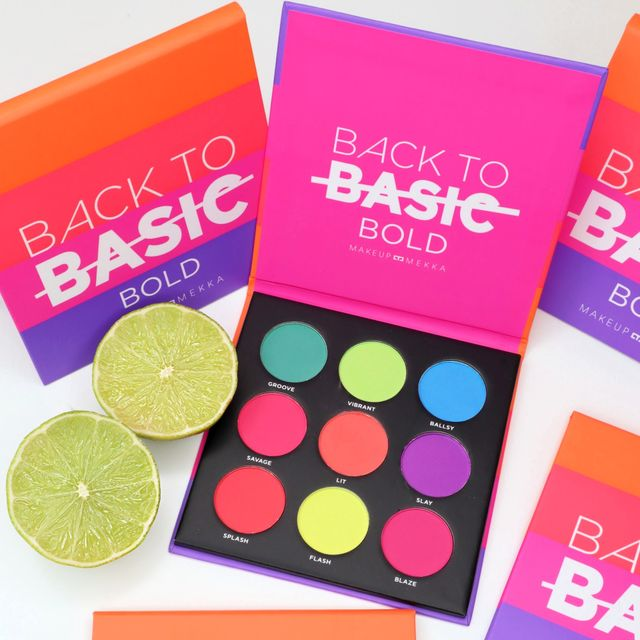 Back to Bold Eyeshadow Palette